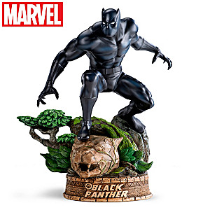 MARVEL The BLACK PANTHER Classic Edition Sculpture