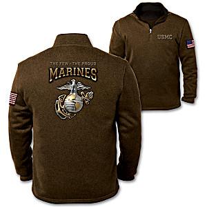 U.S. Marine Corps Men's Pullover