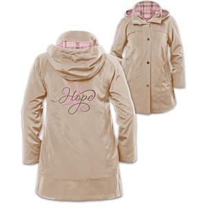 Hearts Of Hope Women's Jacket
