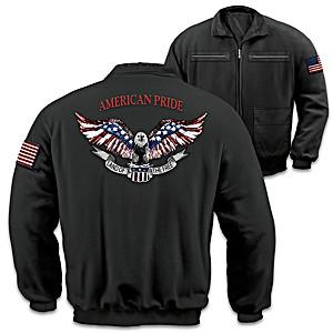 Proud American Men's Fleece Jacket