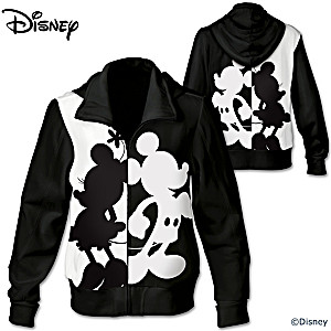 Disney Step Out In Style Women's Hoodie