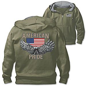 Strength Of America Men's Hoodie