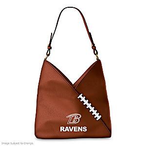 Baltimore Ravens Fashion Handbag