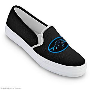 Carolina Panthers Fashion & Football Women's Shoes