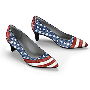 Star-Spangled Sparkle Women's Shoes