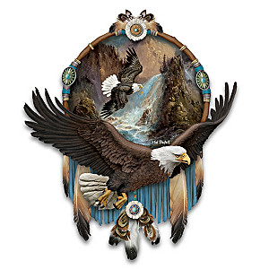 "Ted Blaylock ""Mighty Waters"" Eagle Art Wall Decor"