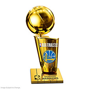 Golden State Warriors 2018 NBA Finals Champion Trophy
