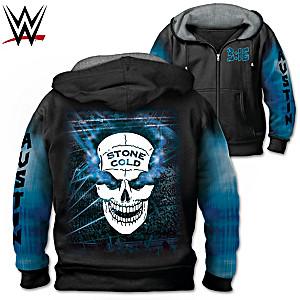 """WWE """"Stone Cold"""" Steve Austin 3:16 Men's Hoodie"""