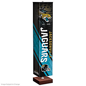 Jacksonville Jaguars Four-Sided Floor Lamp