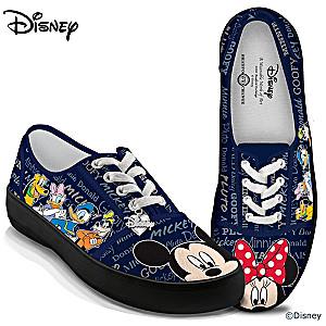 Disney Friendship And Fun Women's Shoes