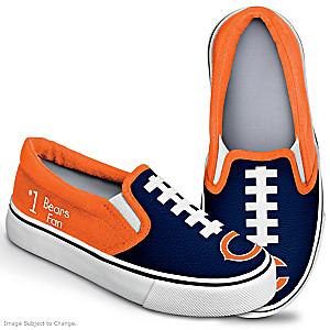 NFL Kids Chicago Bears Shoes