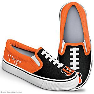 NFL Kids Cincinnati Bengals Shoes
