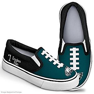 NFL Kids Philadelphia Eagles Shoes