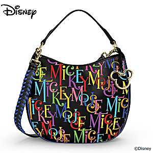 Disney It's All In A Name Handbag