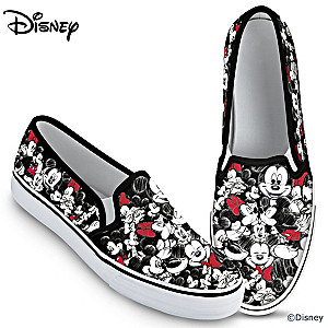 Disney Sweetest Sketches Women's Shoes