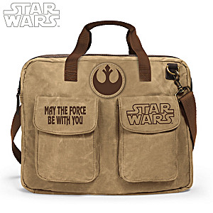 STAR WARS Rebel Alliance Canvas Messenger Bag