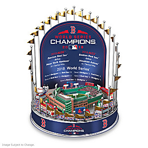 Red Sox 2018 World Series Champions Musical Carousel