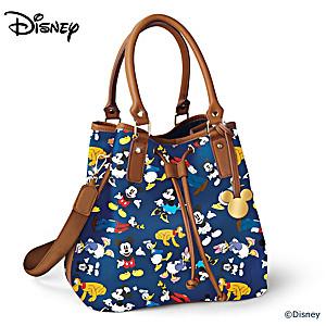 Disney Friends Forever Bucket Handbag