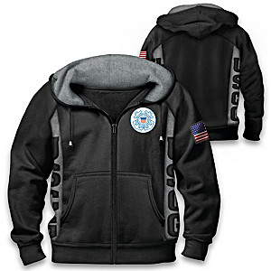 U.S. Coast Guard Men's Hoodie