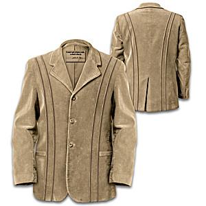 Legendary John Wayne Men's Corduroy Jacket