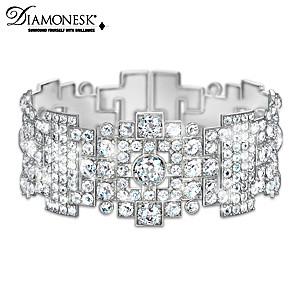 """""""Reign Of Romance"""" Queen Elizabeth II Replica Bracelet"""