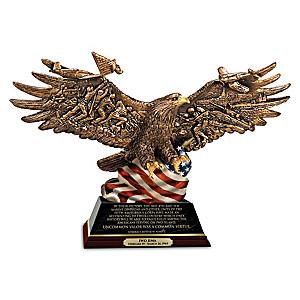 Iwo Jima 75th Anniversary Tribute Sculpture