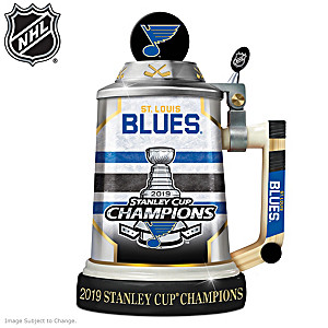 Blues® 2019 Stanley Cup® Porcelain Stein