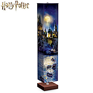 "HARRY POTTER ""Magic Of Hogwarts"" Four-Sided Floor Lamp"