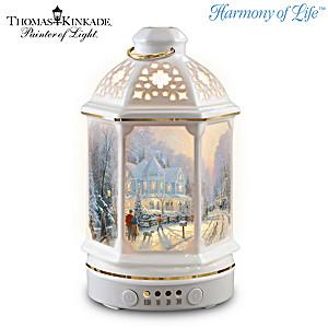 Thomas Kinkade Illuminated Christmas Lantern Diffuser