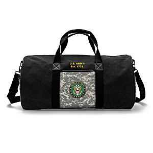 U.S. Army Digi Camo Canvas Duffel Bag
