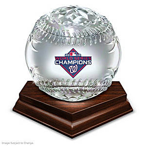 Nationals 2019 World Series Champions Crystal Baseball