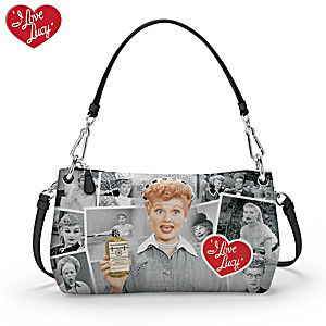 I LOVE LUCY Convertible Handbag: Wear It 3 Ways