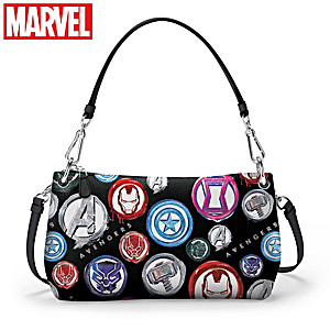 MARVEL Avengers Convertible Handbag: Wear it 3 Ways