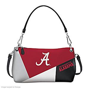 Alabama Crimson Tide Handbag: Wear It 3 Ways