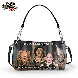 THE WIZARD OF OZ Convertible Handbag: Wear It 3 Ways