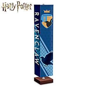 HOGWARTS RAVENCLAW House Floor Lamp With Art On All 4-Sides