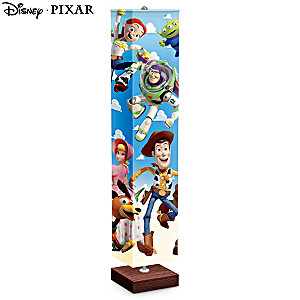 Disney·Pixar Toy Story Four-Sided Floor Lamp