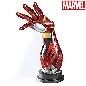 MARVEL Avengers IRON MAN Gauntlet Lamp