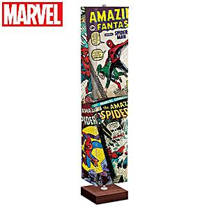 MARVEL The Amazing Spider-Man Floor Lamp With Wraparound Art