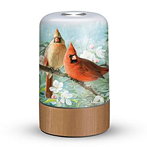 Joseph Hautman Cardinal Art Touch-Activated Accent Lamp