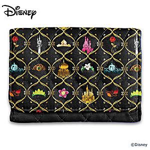 Disney Princesses RFID Blocking Tri-Fold Wallet