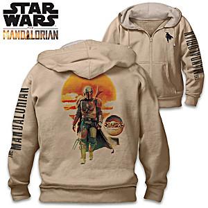 STAR WARS The Mandalorian Men's Hoodie