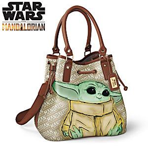 The Mandalorian The Child Faux Leather Fashion Handbag