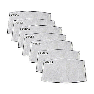 7 Replacement Filters For Your Face Mask Or Gaiter Scarf