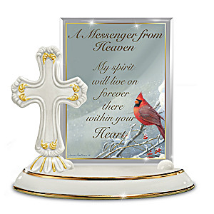 James Hautman Heirloom Porcelain Remembrance Sculpture