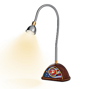 USMC Adjustable Beam Reading Lamp