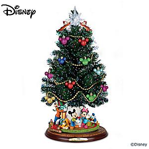 Disney The Magic Of The Holidays Illuminated Christmas Tree