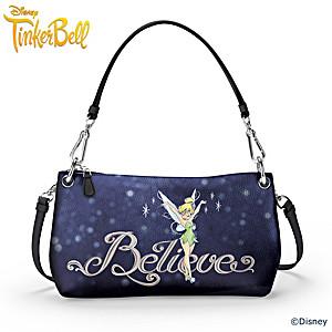 Disney Tinker Bell Convertible Handbag: Wear It 3 Ways