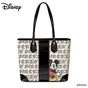 """Disney Mickey Mouse """"Iconic"""" Tote Bag"""