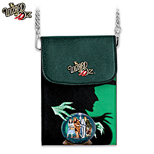 THE WIZARD OF OZ WICKED WITCH Crossbody Cell Phone Bag